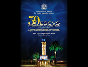 59. International Congress Of The European Society For Cardiovascular Surgery - Turkey