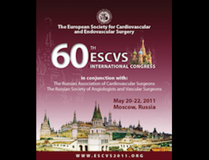60. International Congress of the European Society for Cardiovascular Surgery - Russia