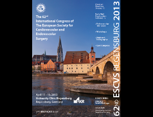 62. International Congress of the European Society for Cardiovascular Surgery - Germany