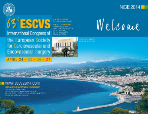 63. International Congress of the European Society for Cardiovascular Surgery - France