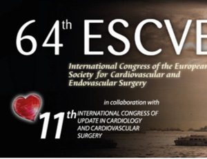 64. International Congress Of The European Society For Cardiovascular Surgery - Turkey
