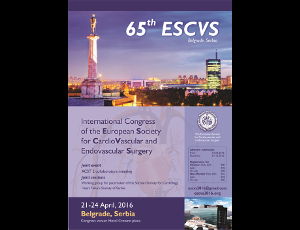 65. International Congress Of The European Society For Cardiovascular Surgery - Serbia