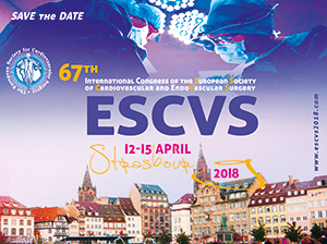 67. International Congress of the European Society for Cardiovascular Surgery - France